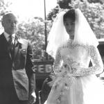 Ornella Virgili, il giorno delle nozze